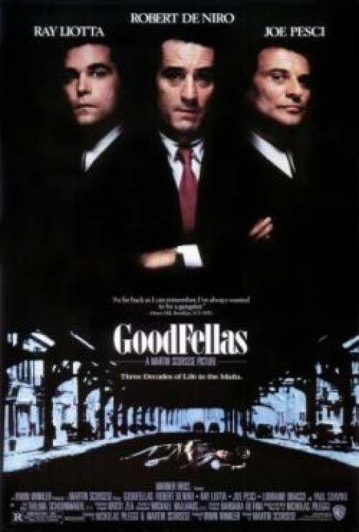 Goodfellas Robert De Niro