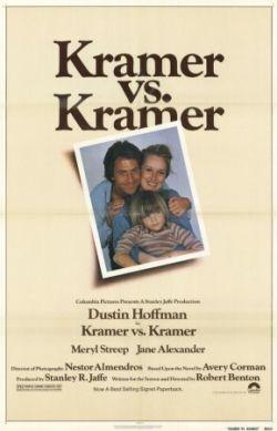 Kramer vs Kramer meryl streep