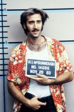 Nicolas cage raising arizona