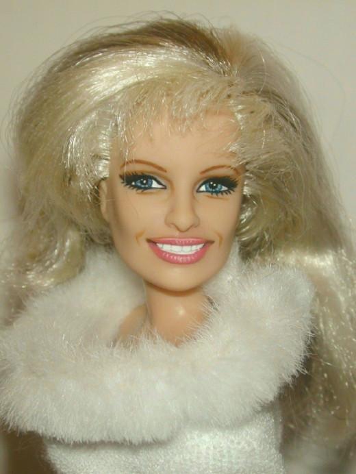 Pamela Anderson -- Hollywood Bad Girl