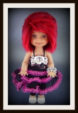 OOAK Kelly Doll by Tabloach