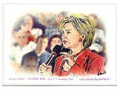 Hillary Clinton:  The Campaign Trail