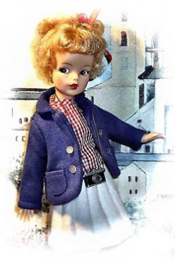 The Ideal Tammy Doll