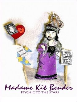 One Of A Kind Hand Made Doll - Artist Direct