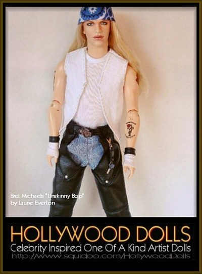 Bret Michaels - Hollywood Dolls Best In Show 2011