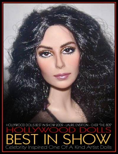 "Cher ""The 80s"" by Laurie Everton 2008"