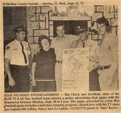Pee Wee Football With Houlihan & Big Chuck All Stars 1971