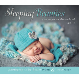 Sleeping Beauties Desk Calendar