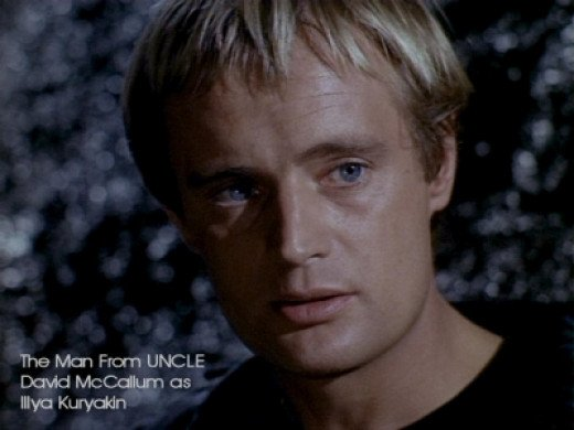 David McCallum as Illya Kuryakin
