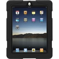 Griffin Survivor Military Duty Case with Stand for iPad 2 & iPad 3