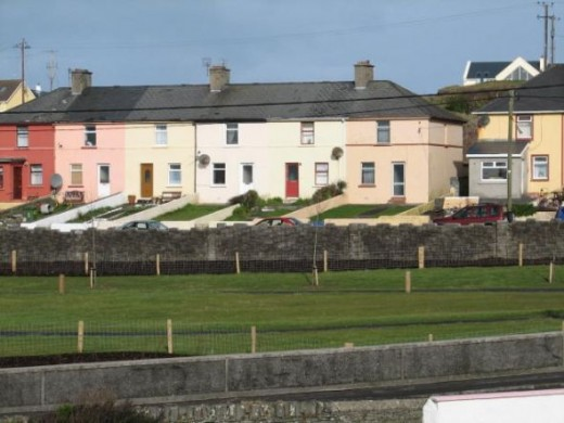 Kilkee Ireland Beach Houses
