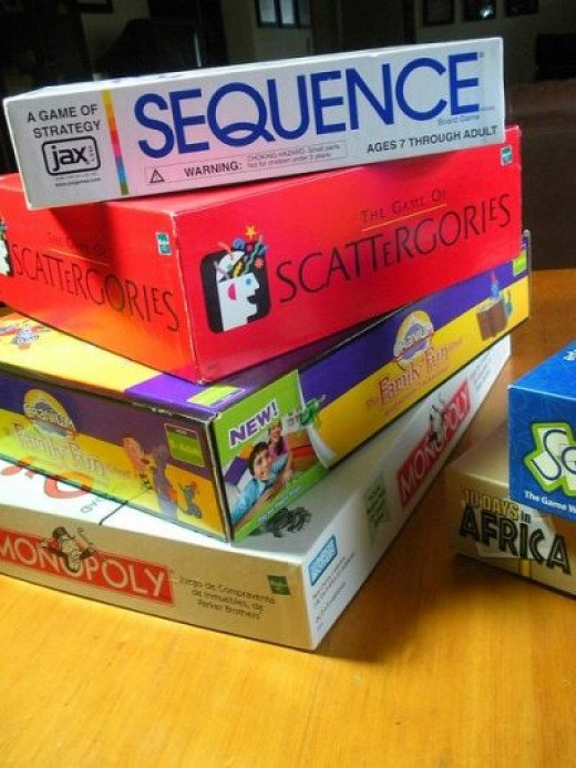 Educational Board Games for the Family