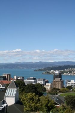Wellington Coast