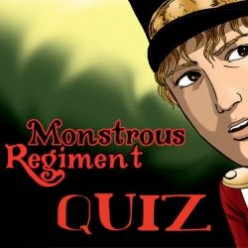 Monstrous Regiment (Discworld) Book Quiz