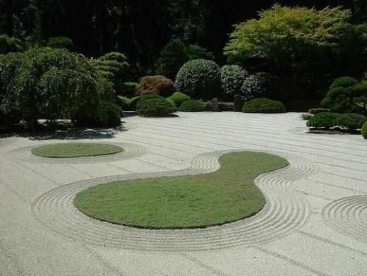 One of Portland's many parks