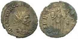 Quintillus, August or September - October or November 270 A.D. Bronze