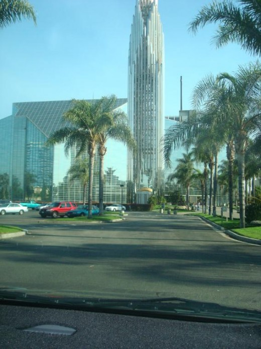 The Crystal Cathedral, Orange County, CA