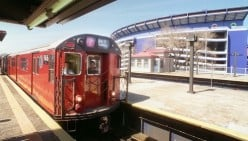 The Famous Number 7 Train. J Conrad Williams Jr. Newsday