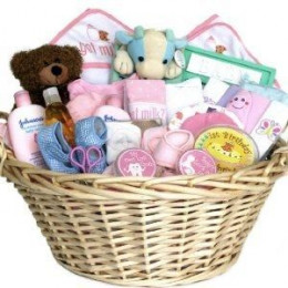 Holiday Gift Baskets - Deluxe Girls