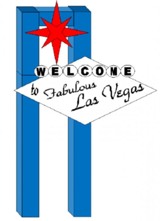 DIY Vegas Sign
