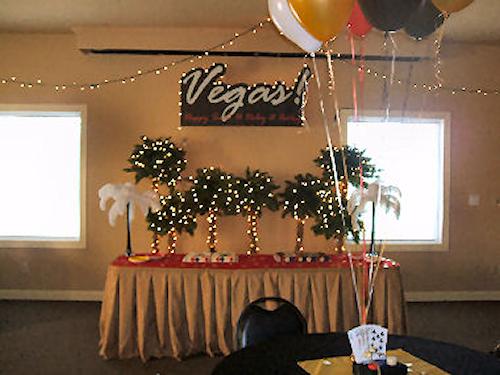 Haley's Vegas Sweet Sixteen