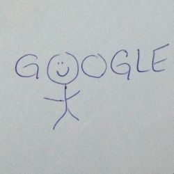 Google doodles are exactly what the name implies. They are a doodle on Google.
