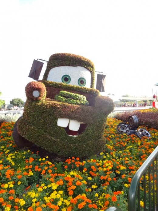 "Mater  (From Disney Pixar ""Cars"")"
