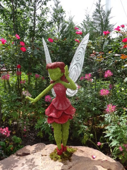 A Fairy Topiary