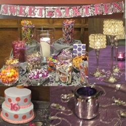 Sweet Sixteen Ideas -- Party
