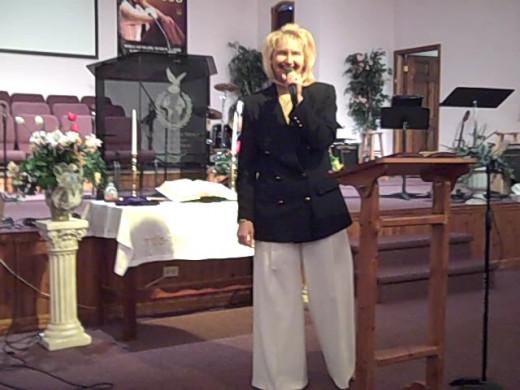 Ministering in My Hometown of Millersburg, Pa