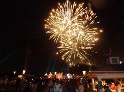 Fireworks & Friendship!