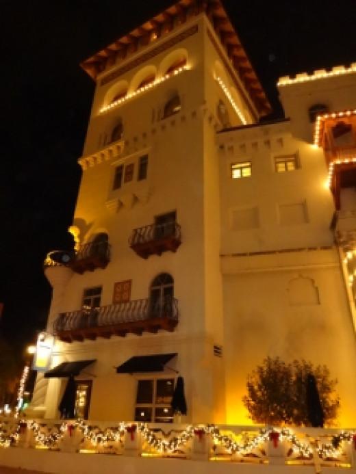 Historic Casa Monica - our romantic hotel