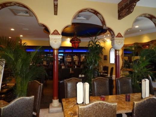 Hotel lounge - Cobalt