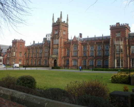 Queens University in Belfast