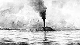 Civil War Ironclad CSS Albemarle | Pictures of the Civil War