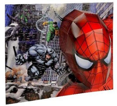 Spiderman Level 1 3D Breakthrough Puzzle