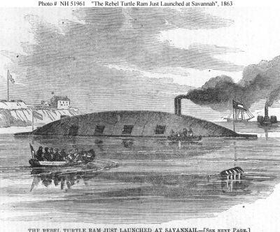 CSS Savannah