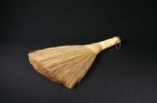Sweep it away