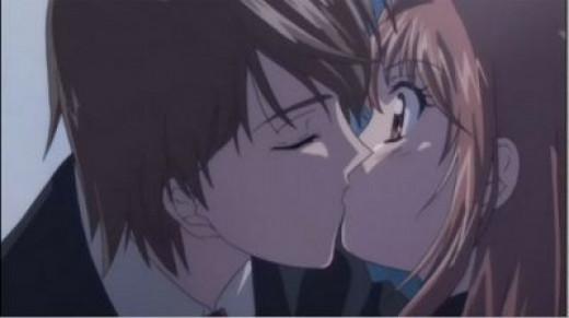 1st Kiss >.