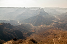 View of Copper Canyon