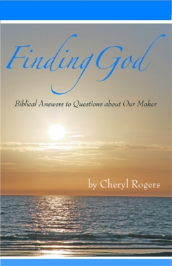 Finding God is a book with practical answers about our maker.