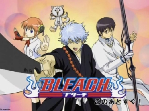 They would look so good in Bleach don't you think?
