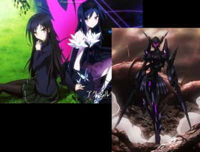 Kuroyukihime & her Avatar