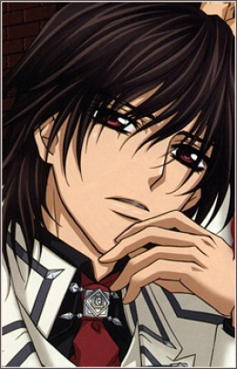 Possessing model good looks and reeking of an aristocrat's high class stench, Kuran Kaname is a definite eye candy. Hell, he could be wearing a potato sack and still look just as alluring.