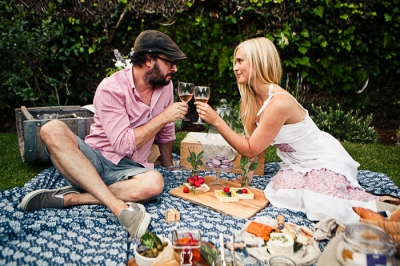 Picnics never go out of style