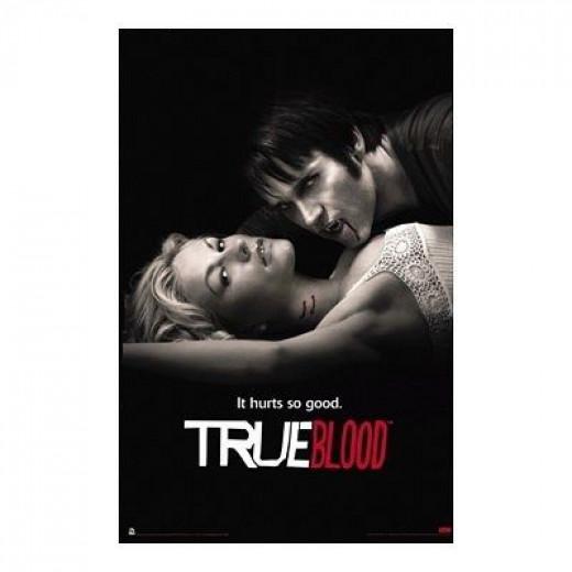 true blood tv poster