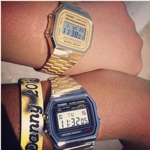 which Casio do you like better?