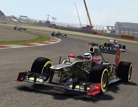 F1 2012 Track