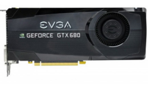 GTX 680 Graphics Card