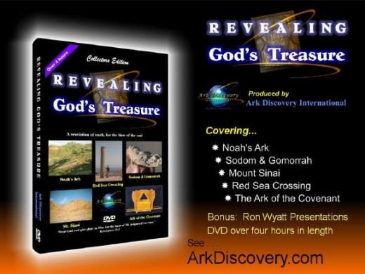 Revealing God's Treasure DVD